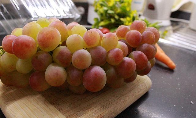 Manfaat Biji Anggur Sebagai Pencegah Penyakit Dan Untuk Kesehatan Tubuh