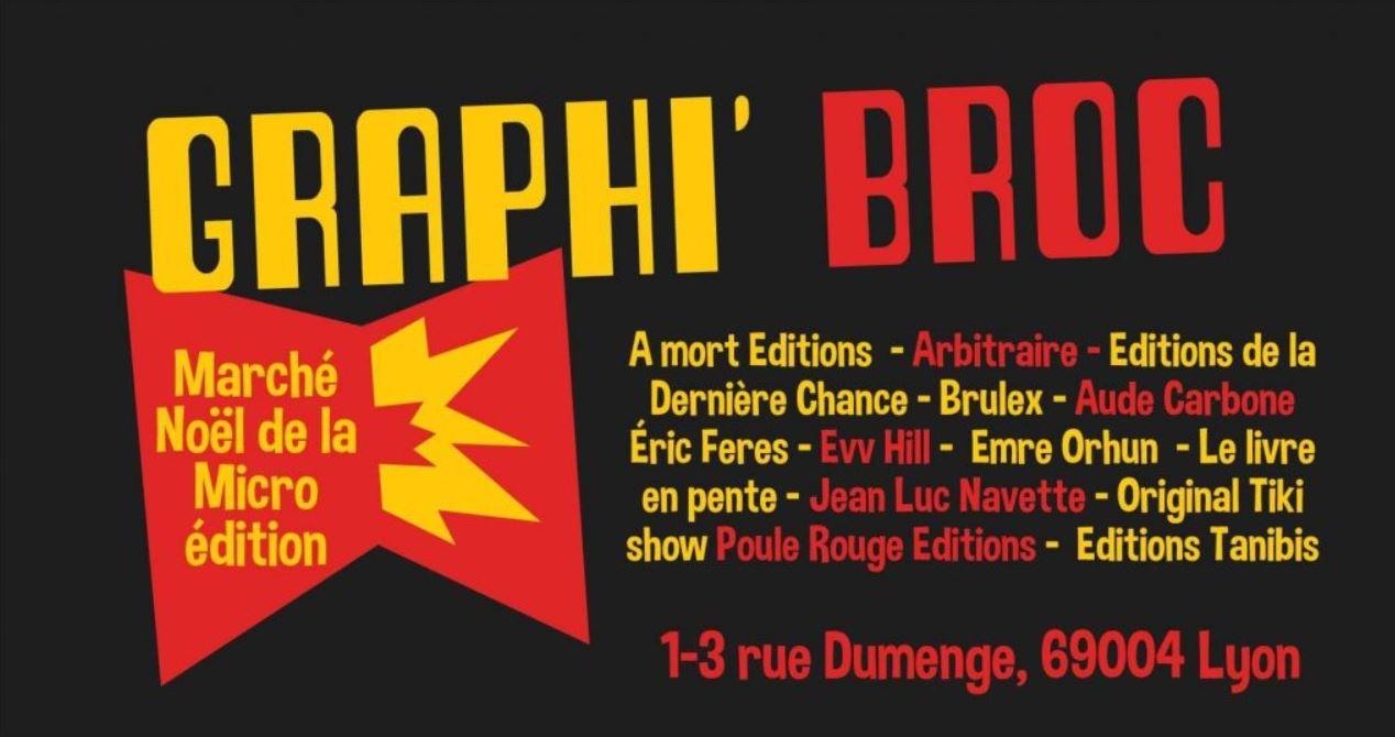 graphi broc Lyon