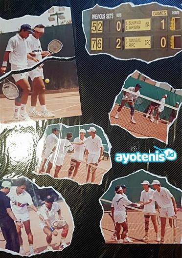Tenis Olimpiade: Kalahkan Wakil Korsel, Bonit Wiryawan / Suharyadi Hadapi Goran Ivanisevic / Goran Prpic di Babak 2