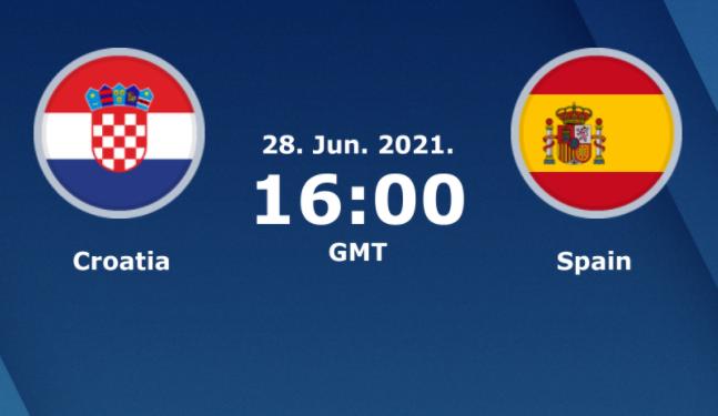 بث مباشر مباراة اسبانيا وكرواتيا