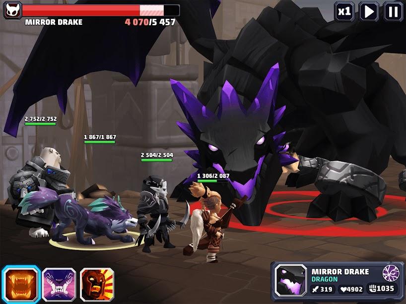 Lionheart: Dark Moon RPG Apk-Apklover