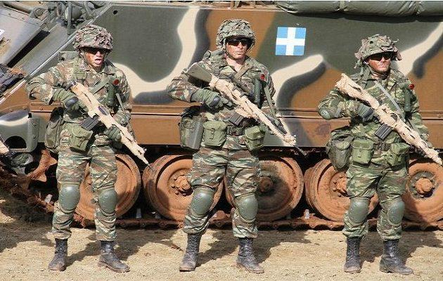 Ετοιμοπόλεμοι στρατοί της Ευρώπης! Θα πάθεις πλάκα όταν μάθεις τι θέση έχει η ΕΛΛΑΔΑ!