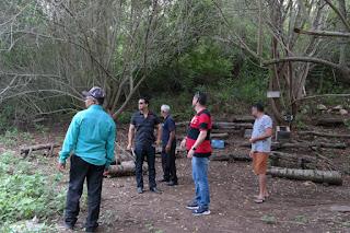 Parceria com UFCG busca melhorias para o Horto Florestal - Olho d'Água da Bica em Cuité