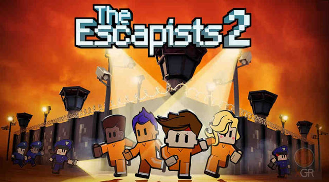 The Escapists 2 locandina