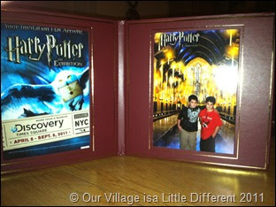Harry Potter Exhibition