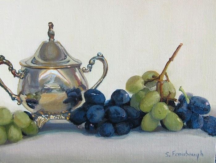 Реалистическая манера рисования. Sheri Farabaugh