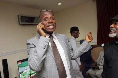 Aviation Minister, Sirika speaks on near-fight incident with Amaechi