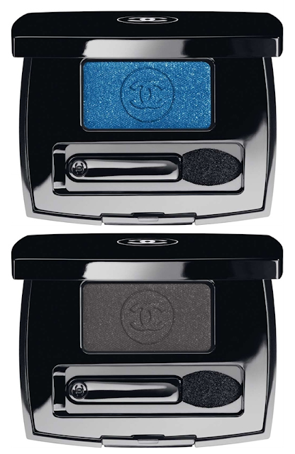 ombretti chanel blue rhythm