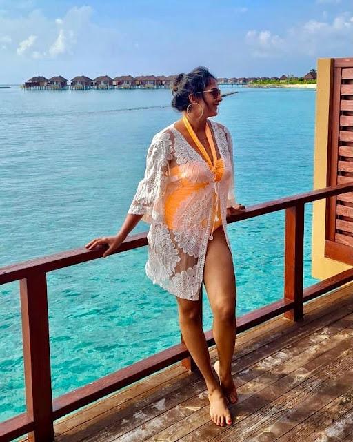 Kaniha Hot Bikini