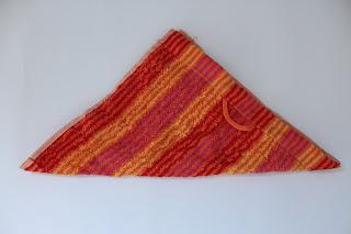 DIY-Basteltipp für eine Handtuchorigami-Ente von Ars Vera