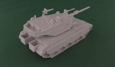 Merkava MBT 7