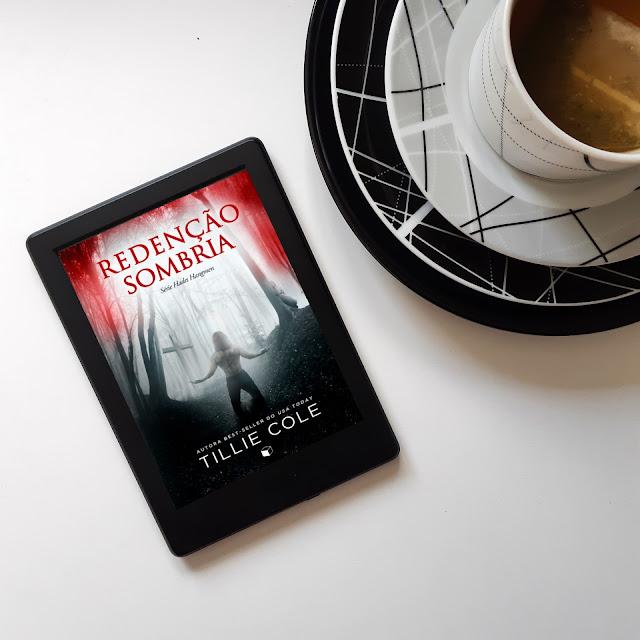 Livro Redenção Sombria de Tillie Cole da série Hades Hangmen