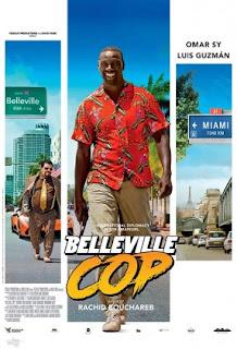 Sebuah Film Comedy Hollywood Terbaru Produksi Tessalit Productions Review Belleville Cop 2019 Bioskop
