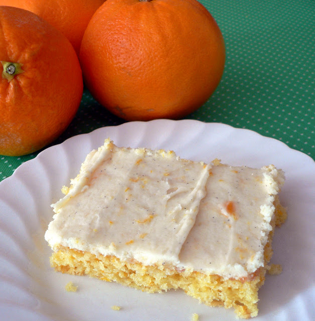 fresh orange cake from a cake mix, cake mix recipe