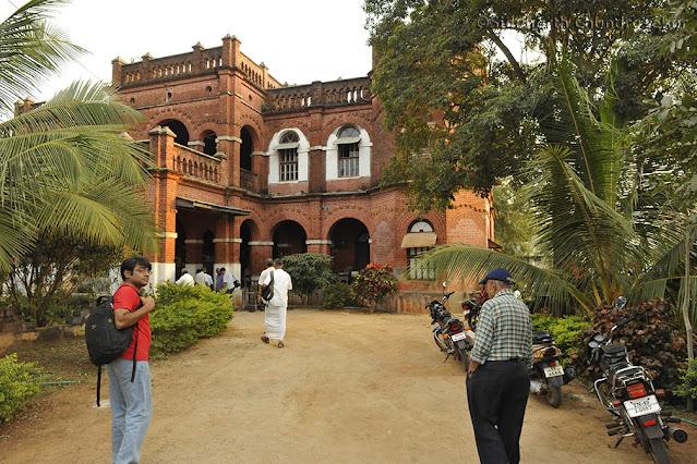 Pudukottai Palace