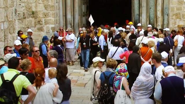 Tierra Santa reabre: Israel lanza un plan para recibir a turistas vacunados