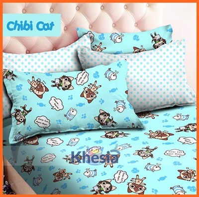 grosir sprei bed cover murah