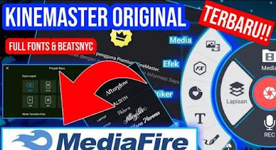Download APK Kinemaster Mod Original Terbaru