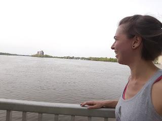 Coureuse, rivière des Milles-Îles, pont