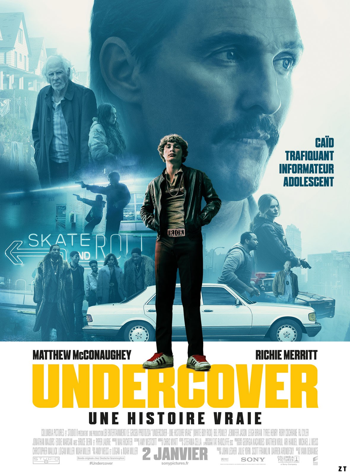Undercover – Une histoire vraie [HDRip] [Streaming] [Telecharger]