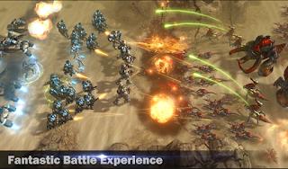 Game Android Strategi Perang Terbaik 2017