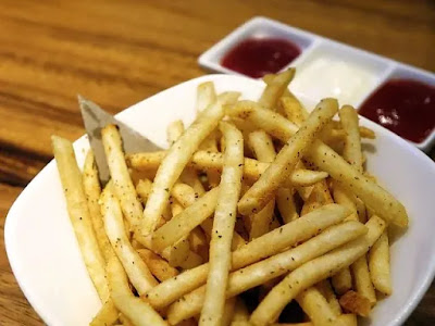 French Fries Recipe -- How To Make French Fries At Home