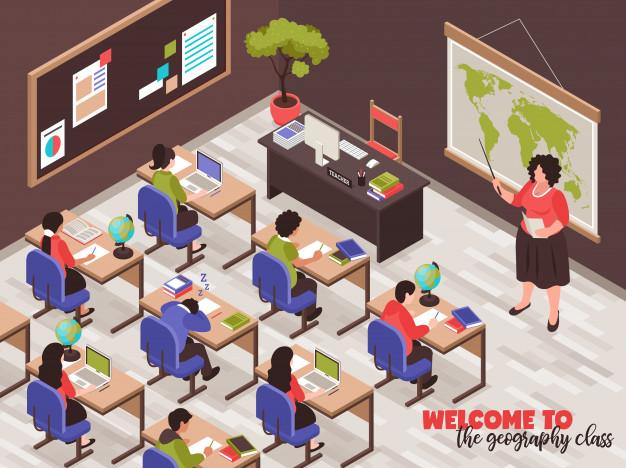 Gabung dan Belajar Bersama Di Kelas Online