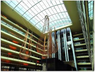Nove Rainhas - Recepção do Hotel Hilton, Buenos Aires