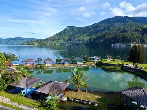 tempat wisata di medan yang gratis, Tempat Wisata di Sumatera Utara Yang Belum Banyak Diketahui, Tempat Wisata Ala Jepang di Medan, Sun Flower Garden Medan, wisata sumut, wisata medan,