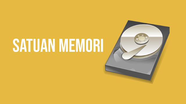 Satuan Memory