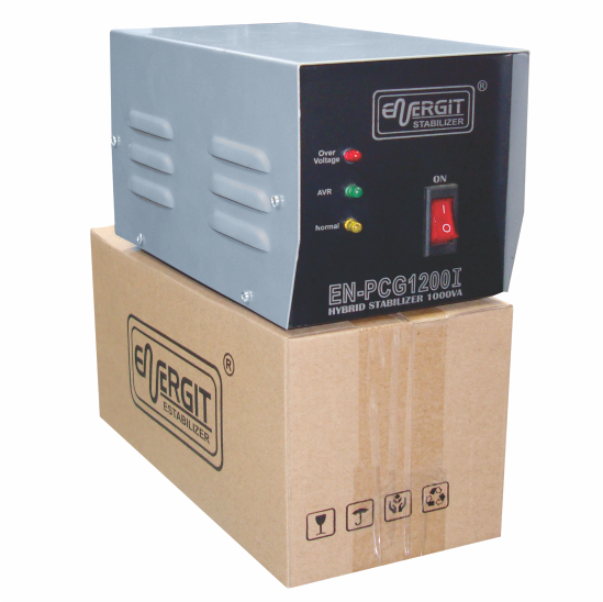 Estabilizador Híbrido 220vac EN-PCG1200I para PCS/300.00