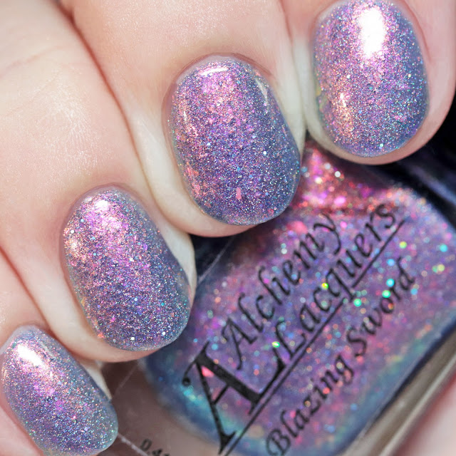 Alchemy Lacquers Blazing Sword