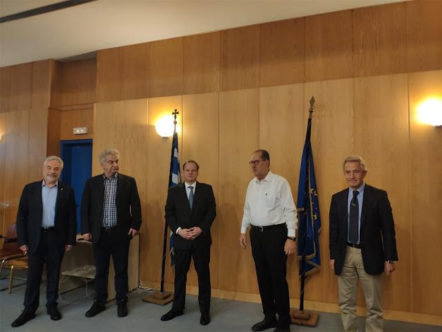 Τον Ιούνιο θα παρουσιάσει ο Κ. Καραμανλής τη μελέτη για την επαναλειτουργία του τρένου Κόρινθος - Ναύπλιο