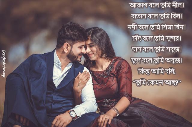 bangla love shayari quotes