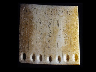'Tablet of the Seven Sacred Oils' to be returned to Egypt