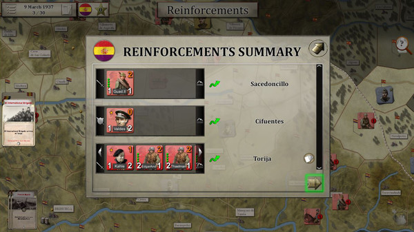 Battles For Spain Free Download PC Game Cracked in Direct Link and Torrent. Battles For Spain – This game represents Four Battles of the Spanish Civil War, battles of Ebro, Teruel, Guadalajara and Merida or La Serena. Players can play as Nationalists,…