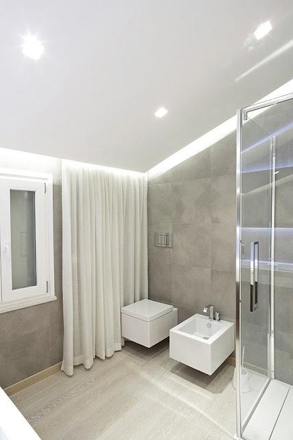 Bathroom Grill Design