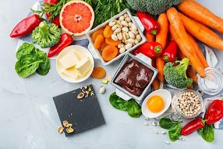 التركيب الكيميائي والبيولوجي للغذاء