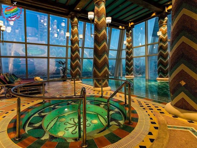 Assawan Spa Health Club - Burj Al Arab Dubai