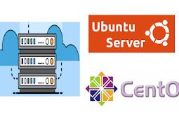 CentOS atau Ubuntu Pilihan Untuk Server Web
