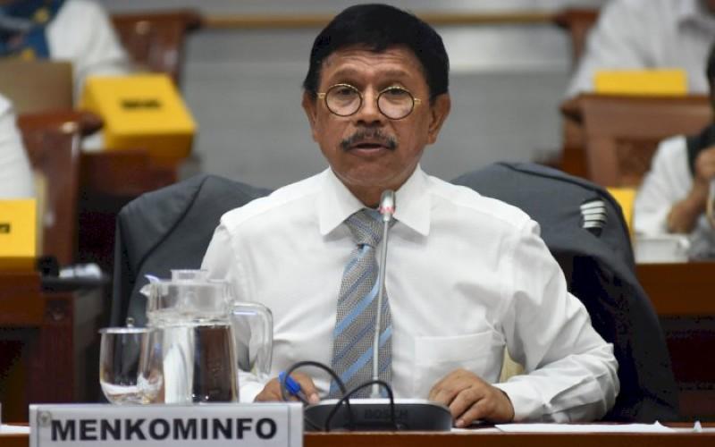 Gangguan Layanan Telekomunikasi Jayapura, Menteri Johnny: Pemulihan Bertahap