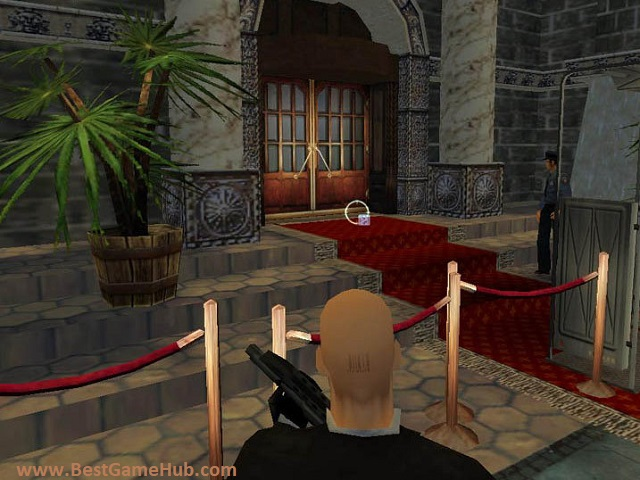 Hitman Codename 47 High Compressed Download Free