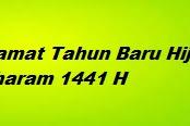 Kumpulan Desain Spanduk Kata Mutiara 1 Muharram 1441 H