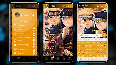 Download Tema WhatsApp Aero Tampilan Keren dan Lucu ...