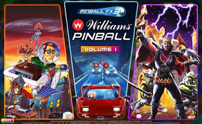 Pinball FX3 - Williams™ Pinball Update