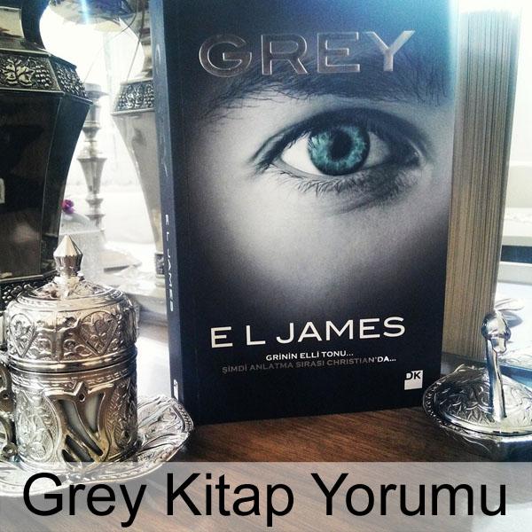 Grey Kitap Yorumu