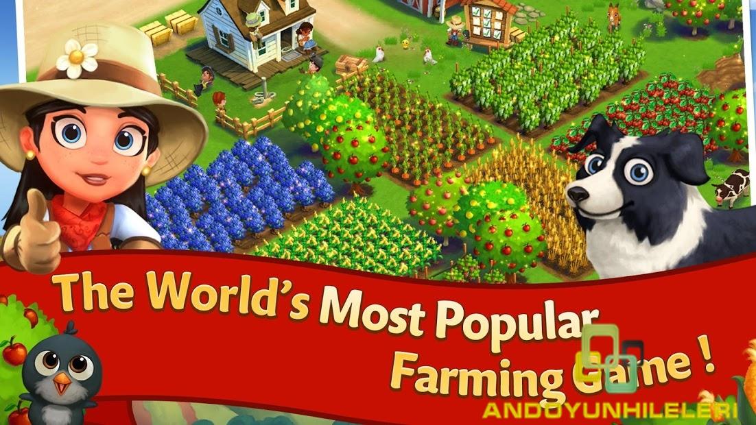 FarmVille 2: Country Escape Hileli APK