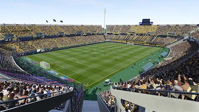 PES 2020 Stadiums Campeón del Siglo