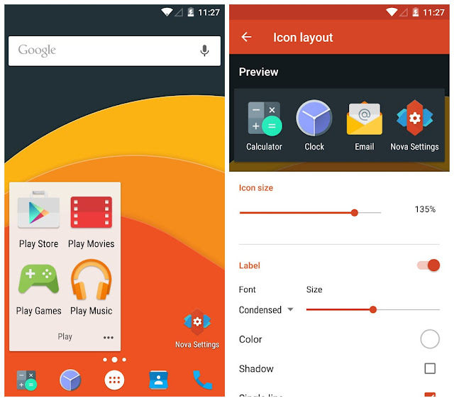 Nova Launcher Prime 4.3 Apk Free Download