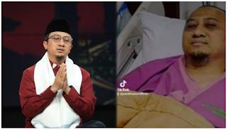 Ustaz Yusuf Mansur Dikabarkan Dalam Kondisi Drop di RS hingga Disiapkan 10 Pendonor Darah